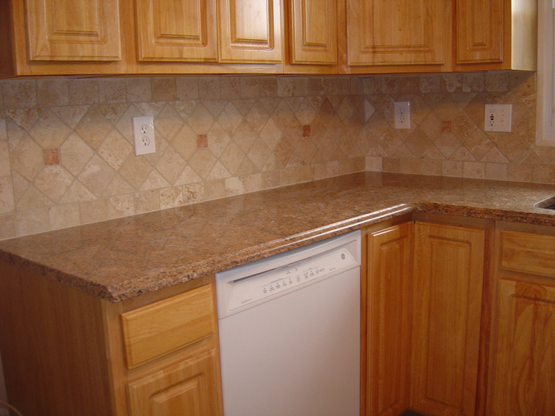 Dynamic construction tile work commercial and for Ceramic tile flooring designs kitchen